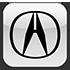 Эмблема Acura