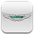 Эмблема Aston-martin