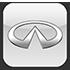Эмблема Infiniti
