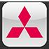 Эмблема Mitsubishi